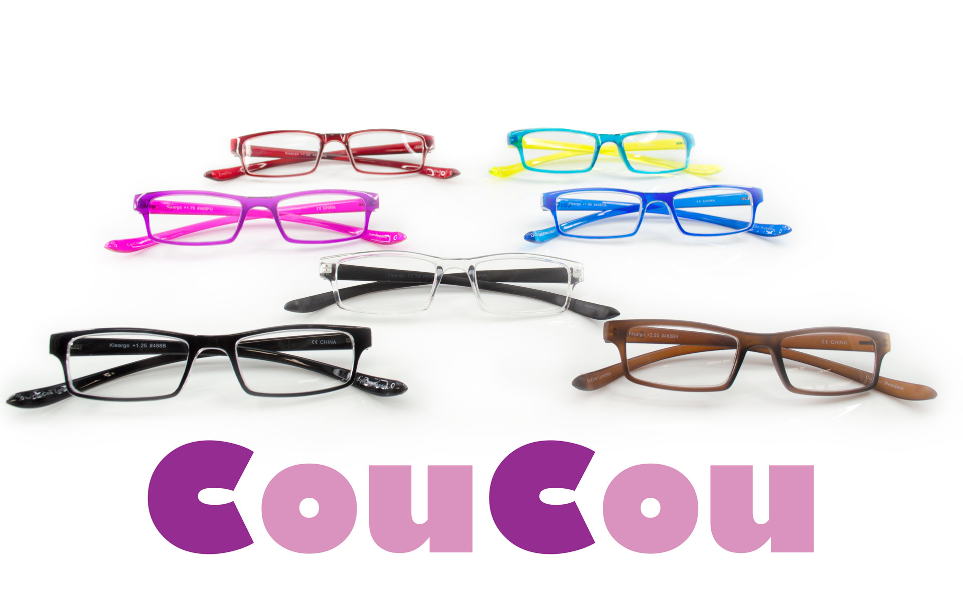 cfff9f5512d The new way ofwearing your readers with CouCou. Light weight   flexible  unisex models available in multiple diopters.