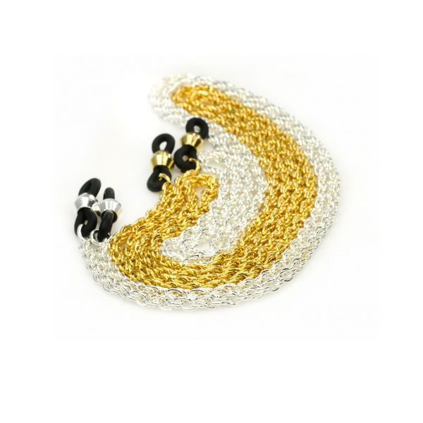 Elegant eyeglass chain, Rope