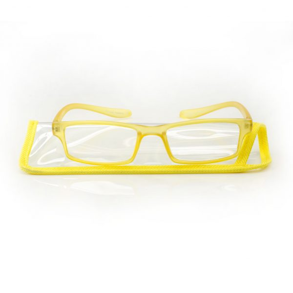 CouCou readers in Yellow