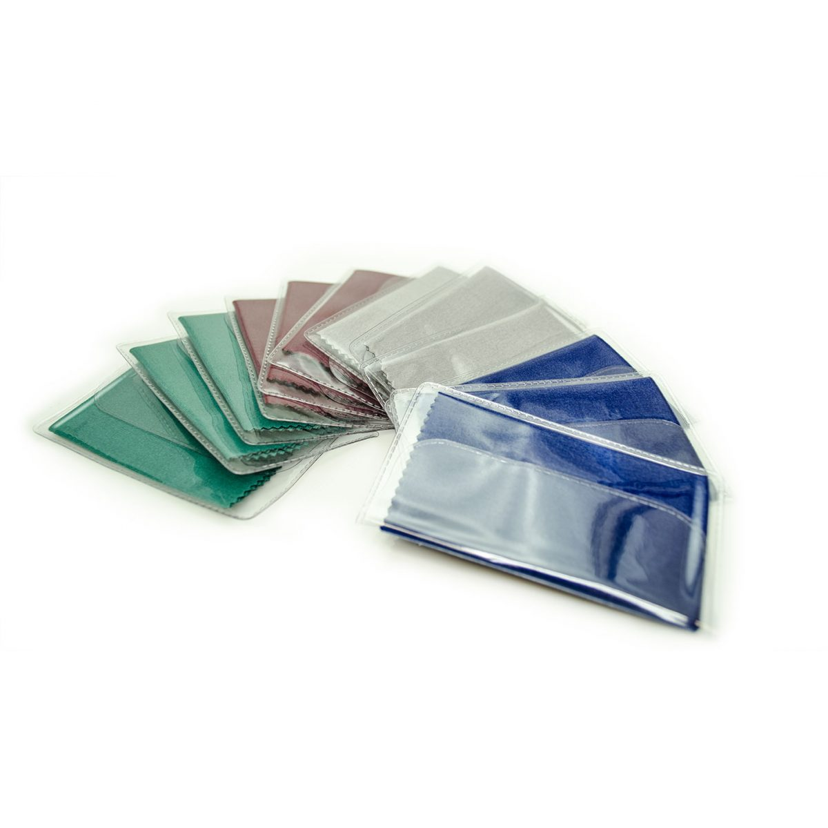 Microfibre Cloths with pouch