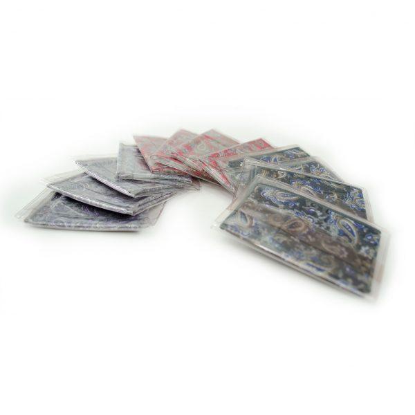 Pattern Microfibre Cloths -12 pack