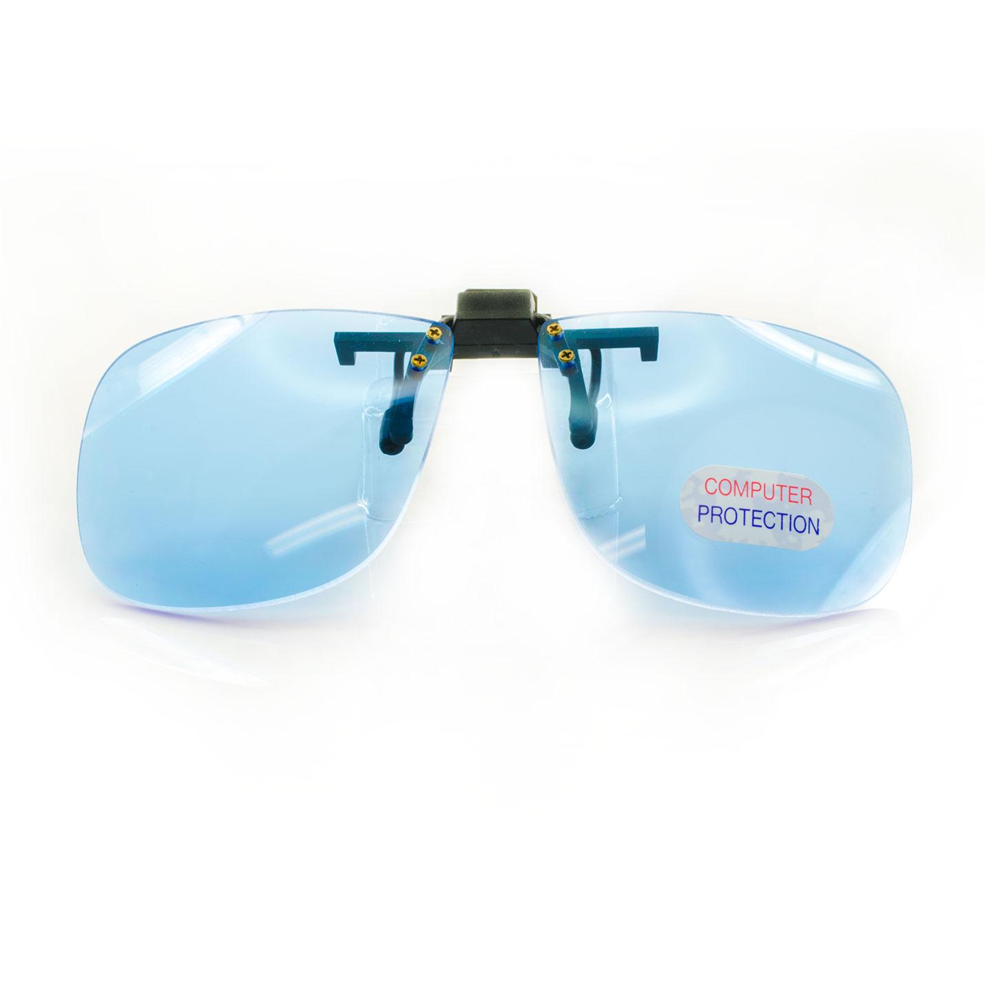 Flip-Up de protection bleu clair