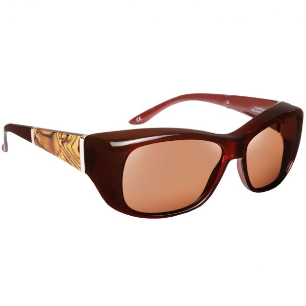 Lunettes de soleil Montures enveloppantes Haven - Morgan Mother of Pearl
