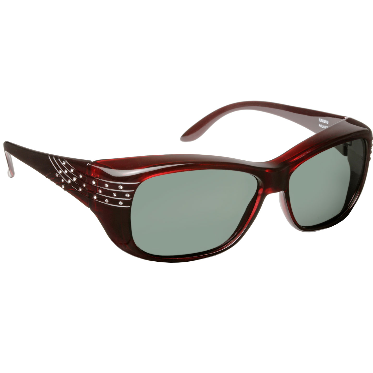 1d3223020d Haven Fit Over Sunglasses - Morgan Crystal Comet - Kleargo