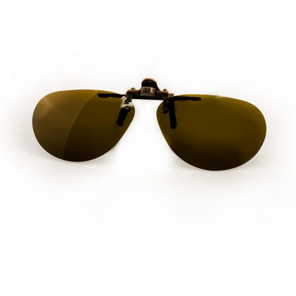 Polarized UV400 Flip-Up Sunglasses-Small Oval