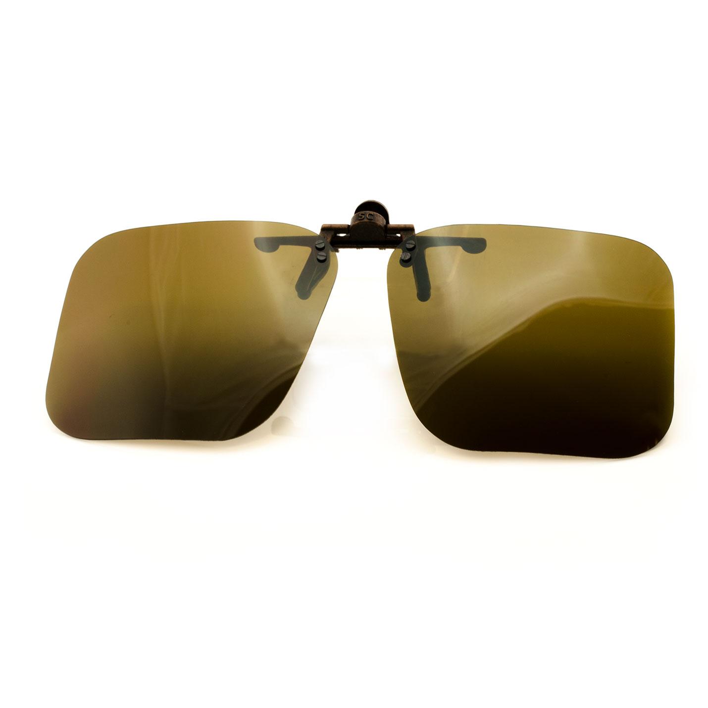 Lunettes de soleil Flip-Up UV400 polarisées – Adapatable