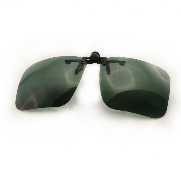 Polarized UV400 Flip-Up Sunglasses-Cut To Fit
