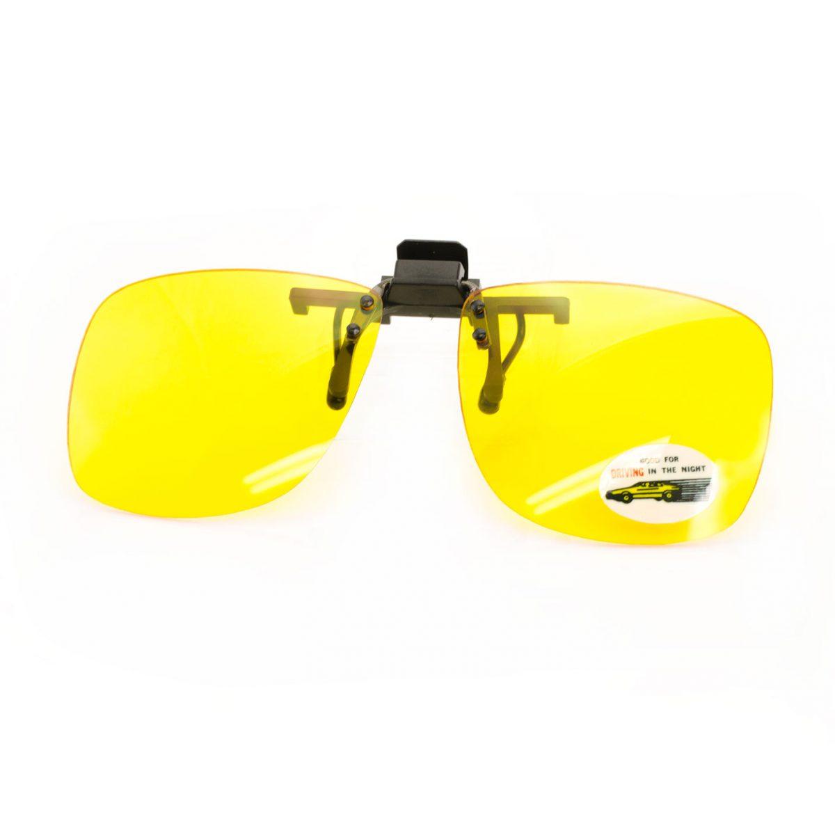 Yellow Flip-Up