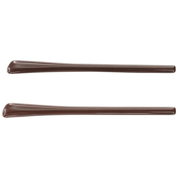 Acetate Temple Tips Brown 2mm