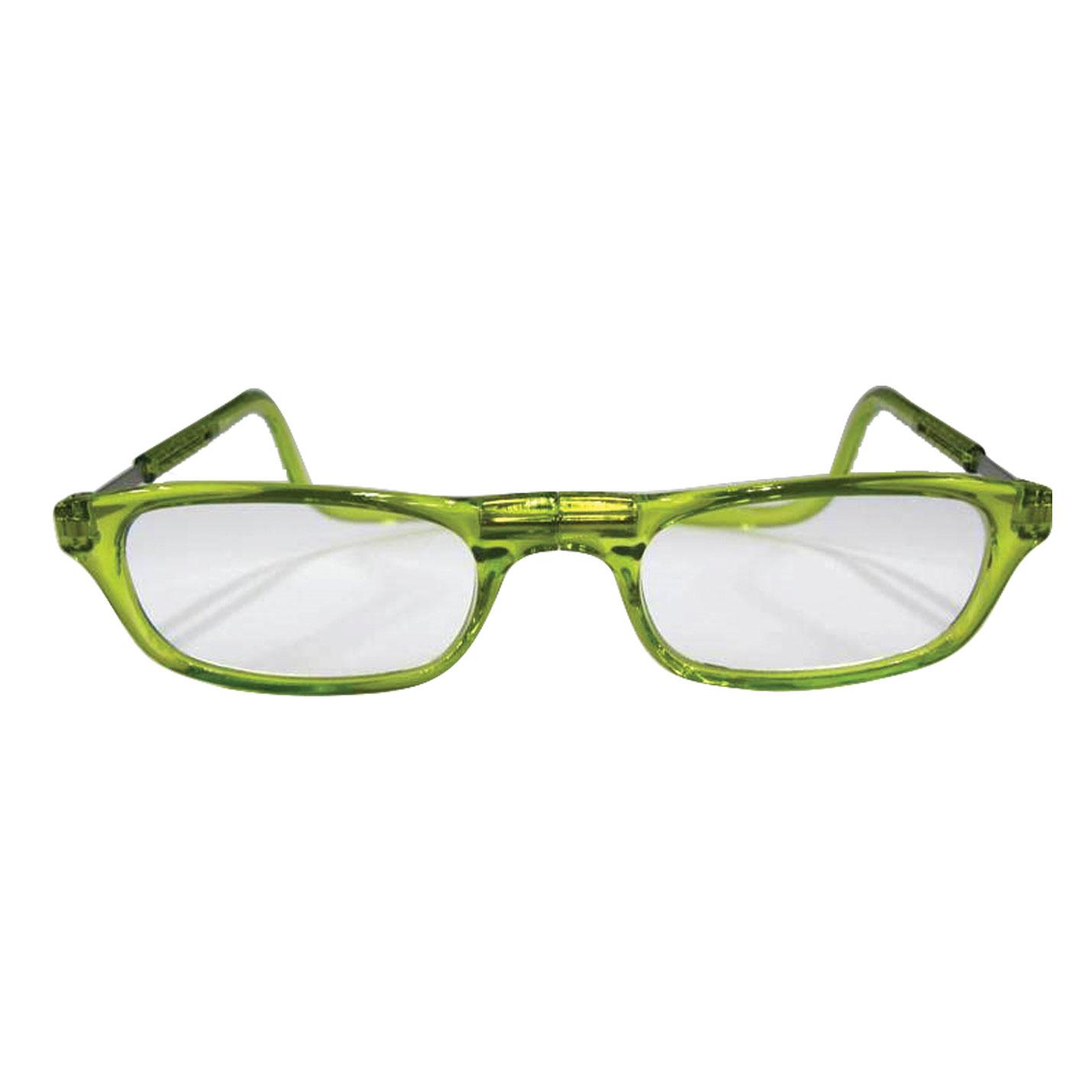 Lunettes de lecture CLiC – Lemon Lime