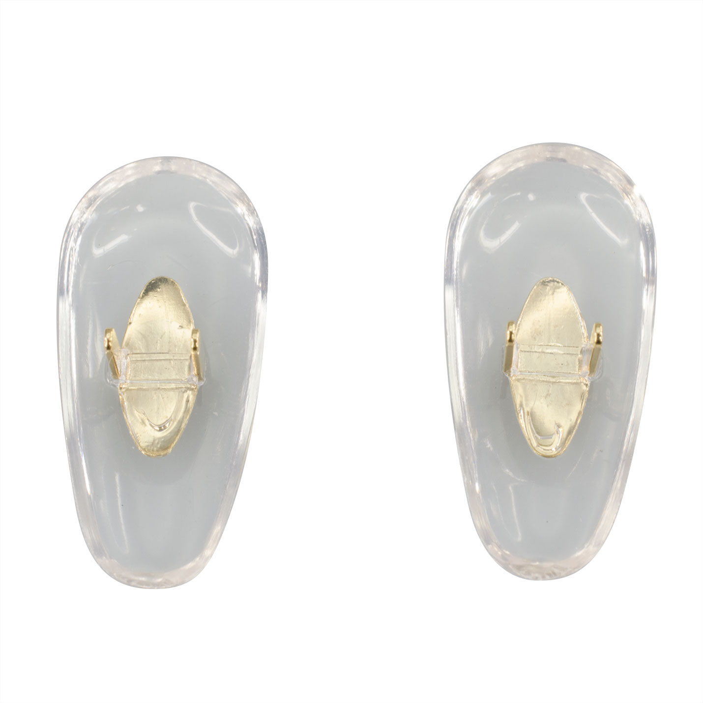 751a98933c 10 Pairs - High quality Crimp-On PVC Nose Pad