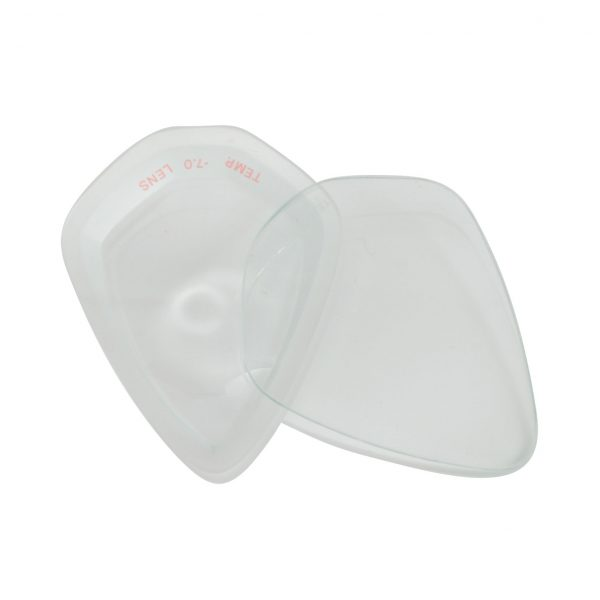 Dive Mask Tempered Glass Lens