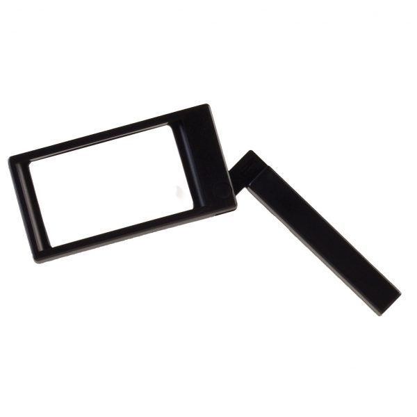 Folding Rectangular Magnifier