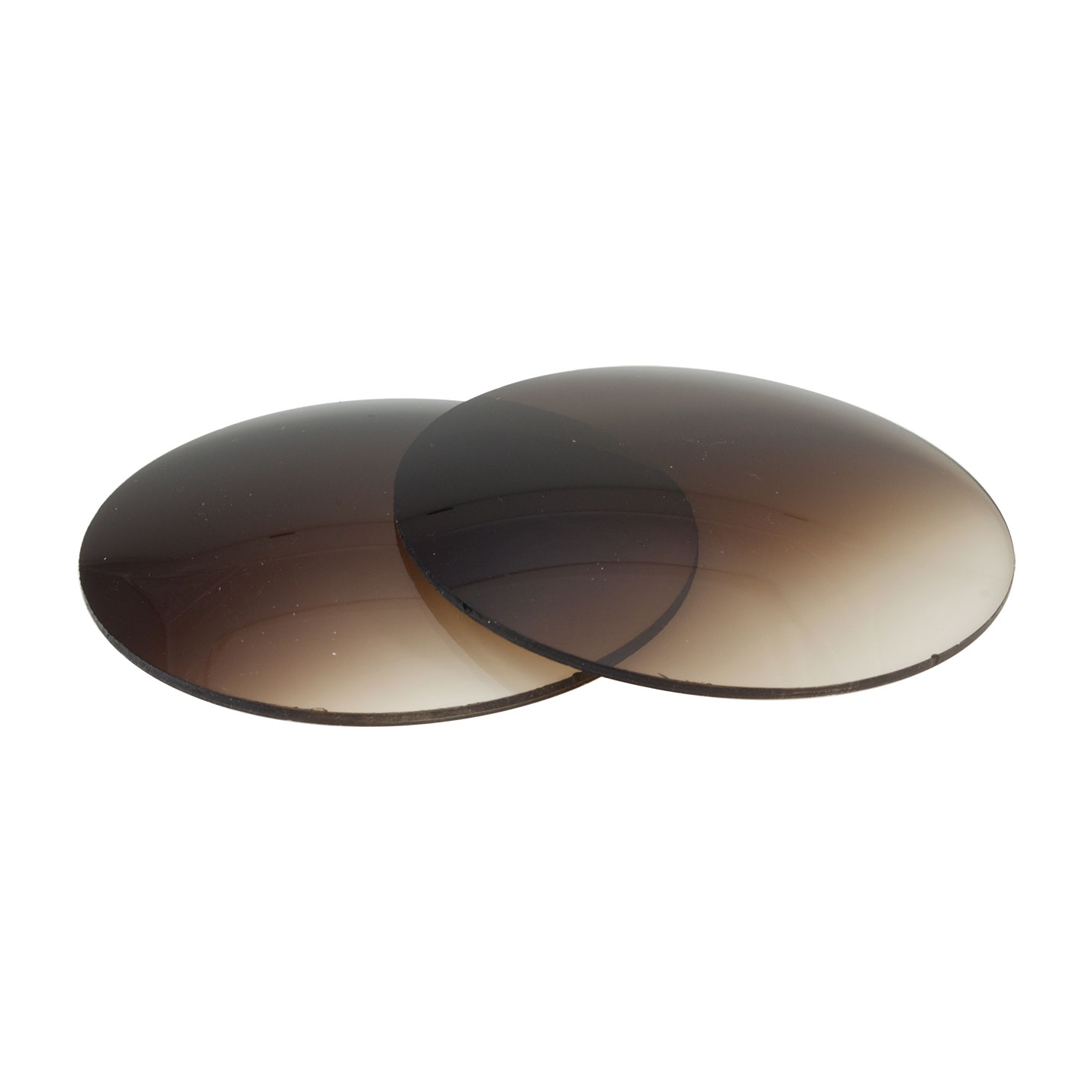 Lentilles gradientes UV 400 CR39