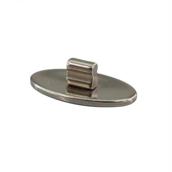 Hypoallegenic Press-On Titanium Nose Pads