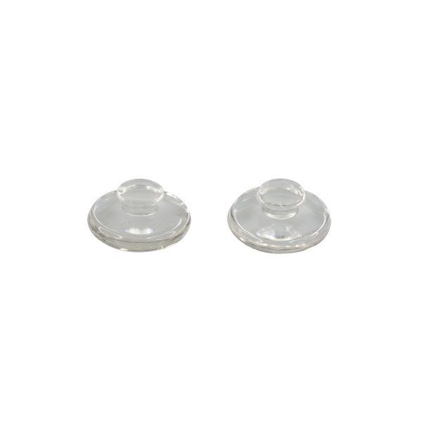 Plaquettes nasales en silicone symétrique Mono
