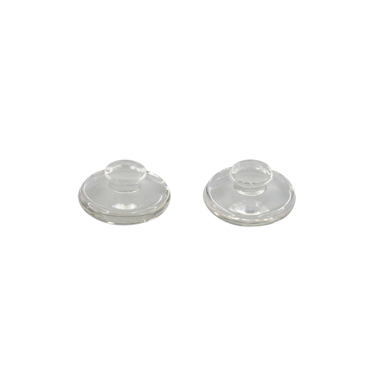 Plaquettes nasales Mono en silicone