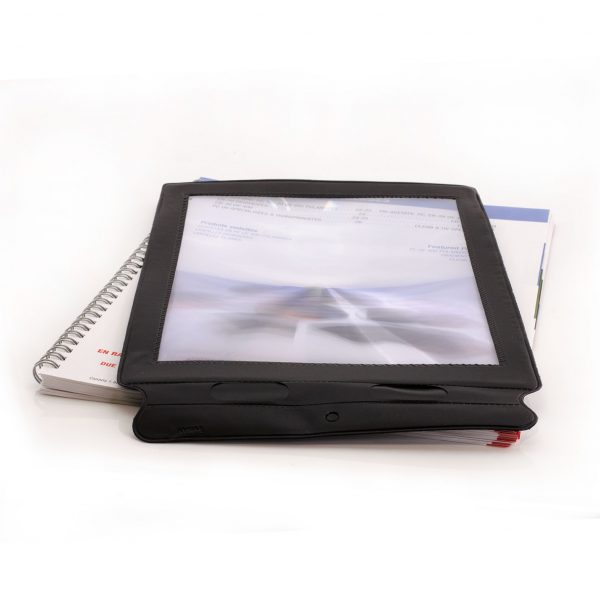 Page size sheet magnifier