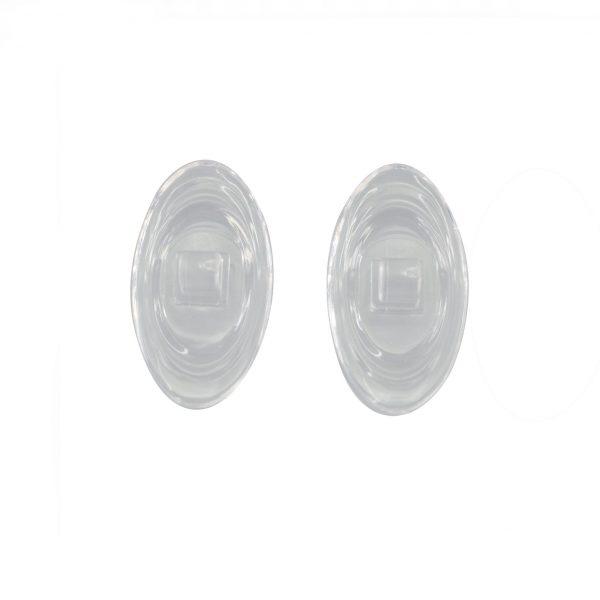 Plaquettes nasales mince à vis en PVC