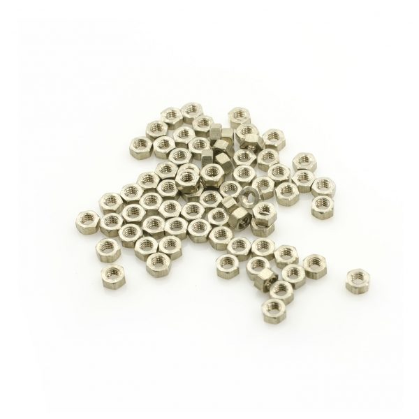 Eyeglasses Hex Nut