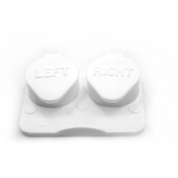 Flat-pack-Contact-lens-cases