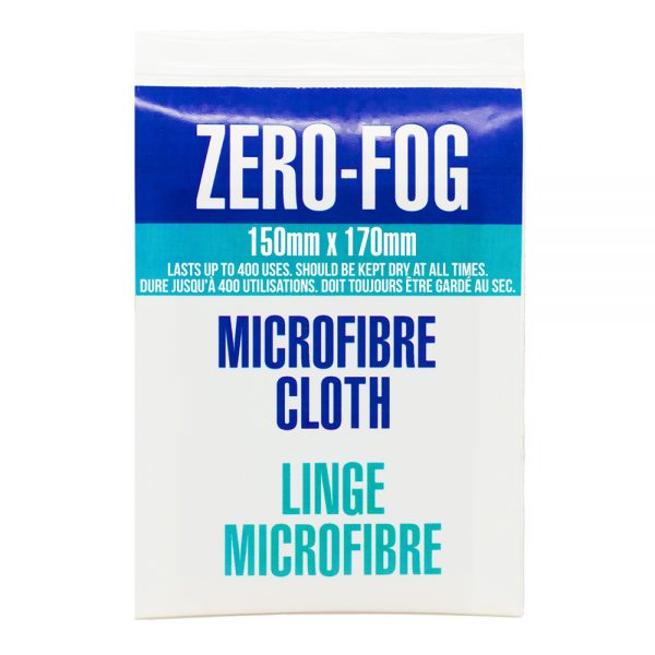 Zero-Fog Microfibre Cloth